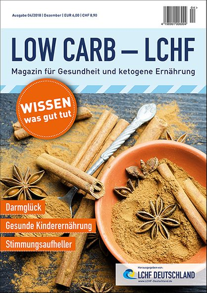 LOW CARB - LCHF Magazin 4/2018